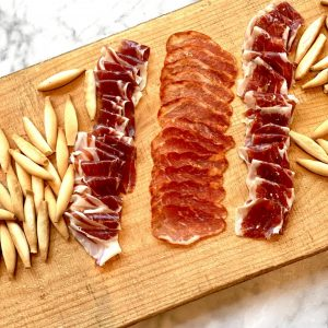 Cured Ham & Sausage