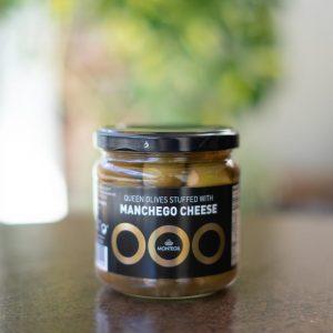 spanish olives with manchego